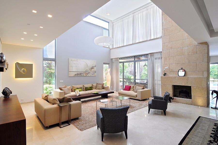 תכנון אדריכלי ועיצוב פנים להעלאת שווי הנכס