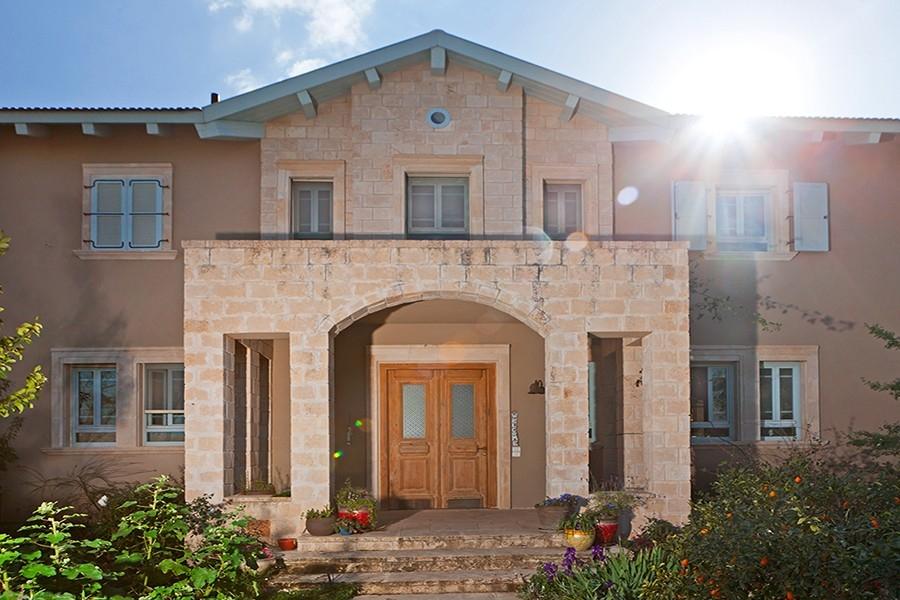 שיפור עיצוב חיצוני של הבית