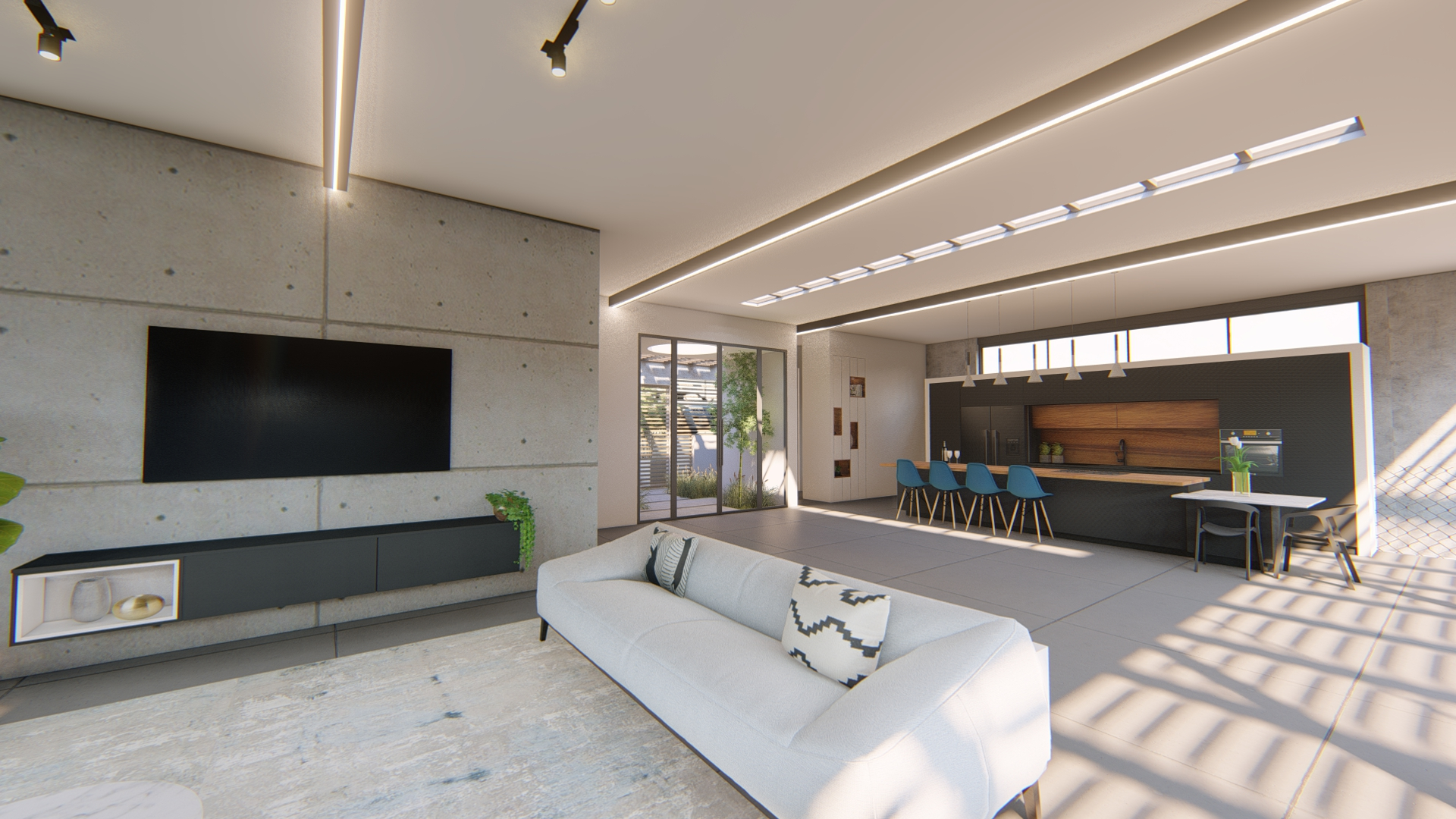 אדריכלות וילה בקיסריה